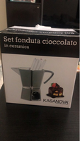 Used Chocolate Fondue set  in Dubai, UAE