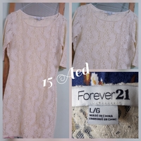 Used Forever21 net shirt long in Dubai, UAE