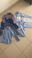 Used 7pcs of Boys shirts  in Dubai, UAE