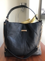 Used River Island Black Two Way Bag in Dubai, UAE