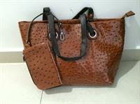 Used Hand Bag With Pouch  in Dubai, UAE