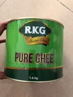 Used RKG pure ghee - 1.6L - no negotiation  in Dubai, UAE