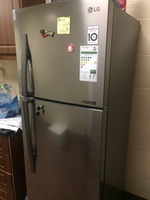 Used LG 420L Top Freezer Refrigerator in Dubai, UAE