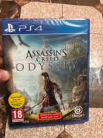 Used Ps4 assasin creed odyssey  in Dubai, UAE
