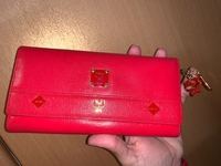 Used MCM ORIGINAL LONG WALLET in Dubai, UAE