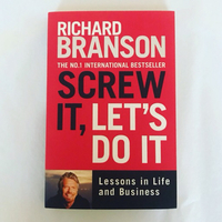 Used Book: Richard Branson in Dubai, UAE