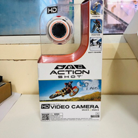 Used ACTION SHOT - HD VIDEO CAMERA  in Dubai, UAE