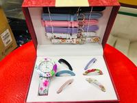 Used Watch with many colorful straps in Dubai, UAE