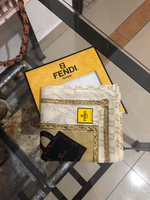 Used Authentic Fendi scarf  in Dubai, UAE