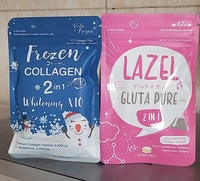 Used FROZEN COLLAGEN AND GLUTA PURE in Dubai, UAE