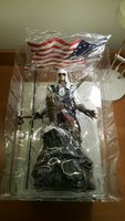Used Assassins Creed Connor Statue Figure in Dubai, UAE