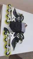 Used Roller Blades size adjustable 36-38 in Dubai, UAE