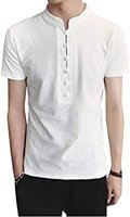 Used New comfortable white men shirt size XL in Dubai, UAE