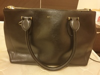 Used Ralph lauren black bag (authentic) in Dubai, UAE