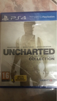 UNCHARTED NATHANS DRAKE COLLECTION PS4