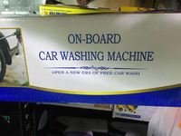 Used Portable Car Wash Machine  in Dubai, UAE