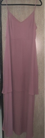 Used 🌸NEW!PaperCrown🌸 pink maxi dress  in Dubai, UAE