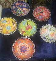 Used Cute Handmade Turkish Bowls - New in Dubai, UAE