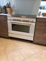 Used 5 Hob full electric 90 cm oven  in Dubai, UAE