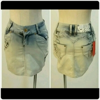 Jeans skirt for her New
