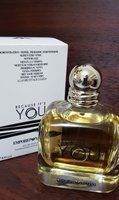 Used Armani because it's you tester in Dubai, UAE