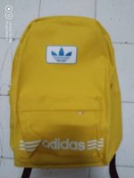 Used Yellow Adidas bagpack PROMO in Dubai, UAE