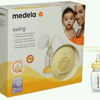 Used MEDELA  BREAST PUMP MAXI SWING in Dubai, UAE