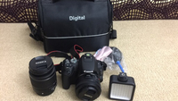 Used Canon 200D in Dubai, UAE