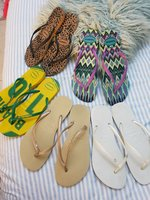 Used Crazy Havaianas Size 40 in Dubai, UAE