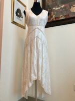Used Luxury maxi dress white  in Dubai, UAE