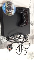 Used ps4 with 2 games in Dubai, UAE
