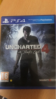 Used UNCHARTED 4 PS4 in Dubai, UAE