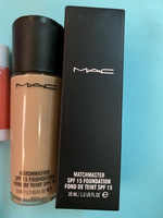 Used Mac nc25 new liquid foundation in Dubai, UAE