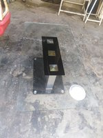 Used Glass table well built in Dubai, UAE