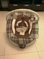 Used Baby bouncer!!  in Dubai, UAE