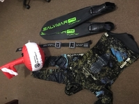 Used Spearfishing equipment in Dubai, UAE