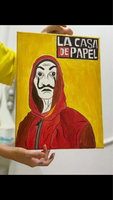 Used La casa de papel  in Dubai, UAE