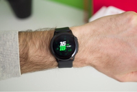 Used Samsung Galaxy Watch Active 40mm - Black in Dubai, UAE