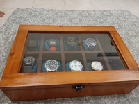 Used Authentic Diyar Wood Watches Box in Dubai, UAE