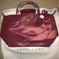 Used longchamp cavalier ,brandnew,authentic in Dubai, UAE