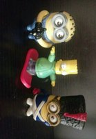 Used Character press Nd play toys in Dubai, UAE