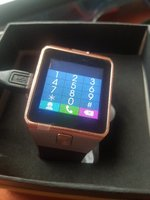Used Z09 smart watch perfect battery off🔻kid in Dubai, UAE
