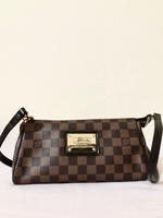 Used LV DE Eva Clutch preloved in Dubai, UAE