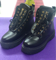 Used Martin Boots Black in Dubai, UAE
