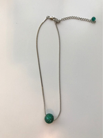Used Swarovski emerald pendant  in Dubai, UAE