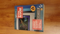 Used Autocad books 2 pcs in Dubai, UAE