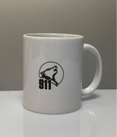Used Customizable mugs for 108AED min 3 in Dubai, UAE