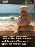Used Competitive Environments-MBA Book in Dubai, UAE