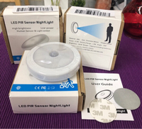Used 3pcs LED Motion Sensor Light  in Dubai, UAE