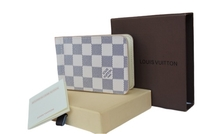 Used LV case card and wallet white in Dubai, UAE